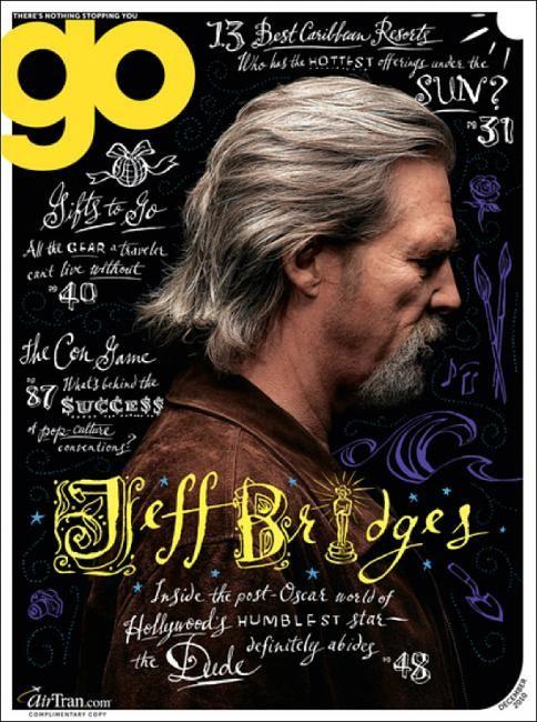 More more more Jeff Bridges ~~ fab