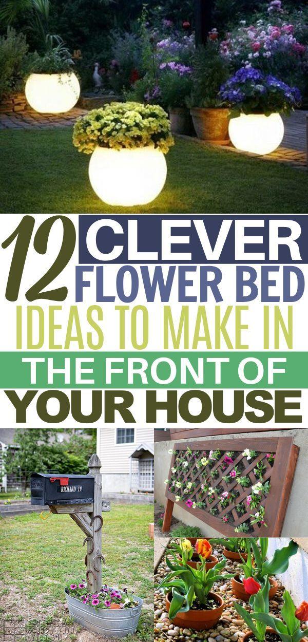 30++ Front flower bed ideas info