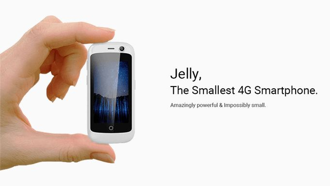 Jelly Smartphone price in India, Specifications & how to buy online