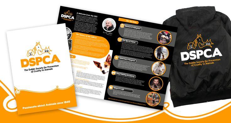 DSPCA Brand & Literature