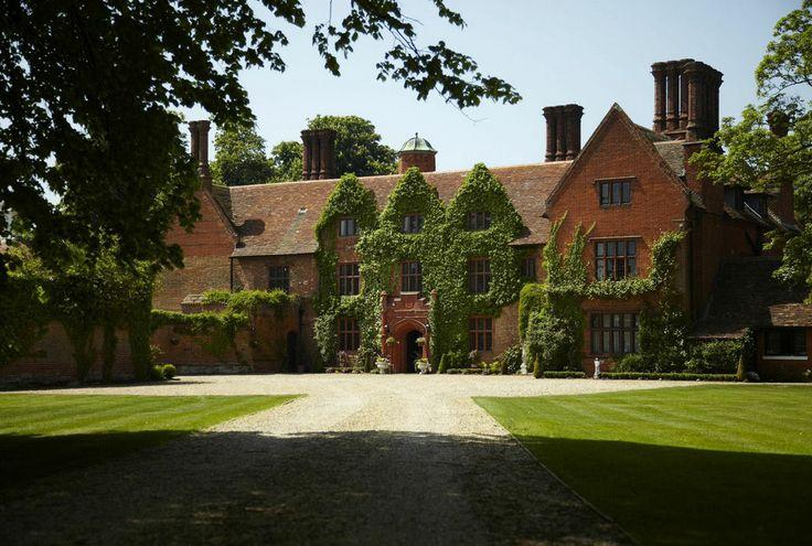Woodhall Manor, Suffolk