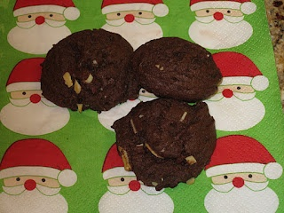 Brownie cookies, Grasshoppers and Brownies on Pinterest