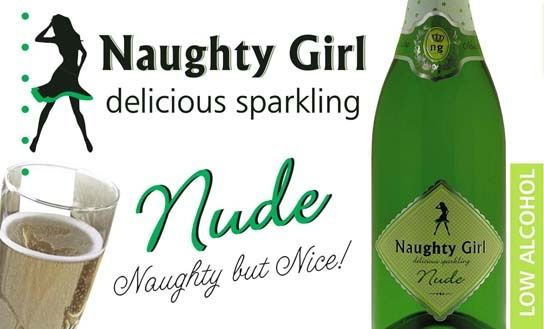 I choose Naughty Girl Nude because I love to party and are just a little bit naughty! Lustfully luscious, seductively sweet and whimsically white! Naughty Girl Nude is a sweet sparkling white. Perfect for any girl that likes to have a fabulous time.
