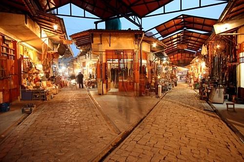 Gaziantep - Balikcilar Carsisi
