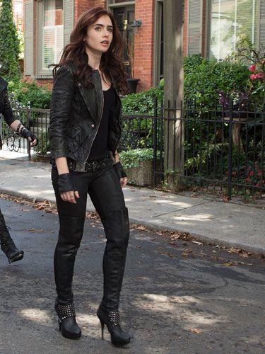 """The Mortal Instruments: City of Bones"" Clary still - mortal-instruments Photo"