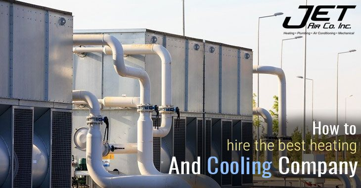 You Need The Best Heating And Cooling Company To Take Care Of Your