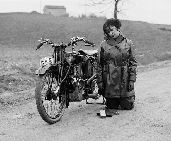 Piger og motorcykler - Motorcykel Forum DK