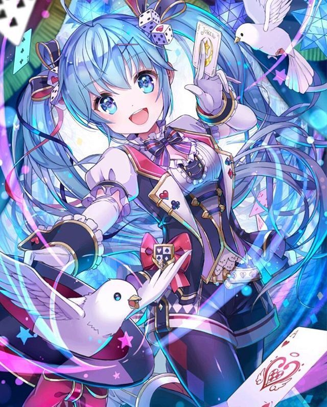 Magical Miku