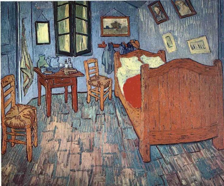 19 best images about tilburg vincent van gogh vincents for Bedroom in arles