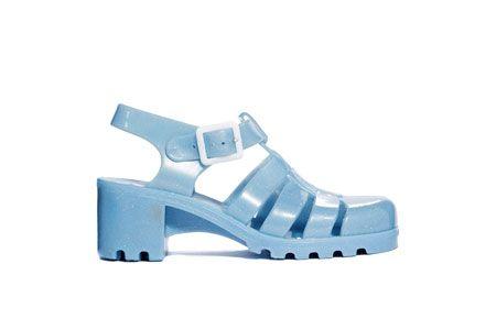 Sandales plastique Juju - Soldes Asos Eté 204