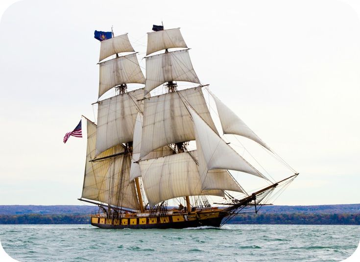 Niagara Tall Ship War of 1812 Hamilton Ontario