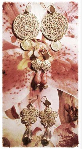 Summer Earrings at www.jayjaydesign.de