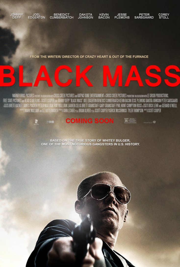 43 best images about Black Mass (2015) on Pinterest
