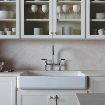 ... Farmhouse Style, Farms Sinks, Kitchen Sinks, Farmhouse Sinks, White