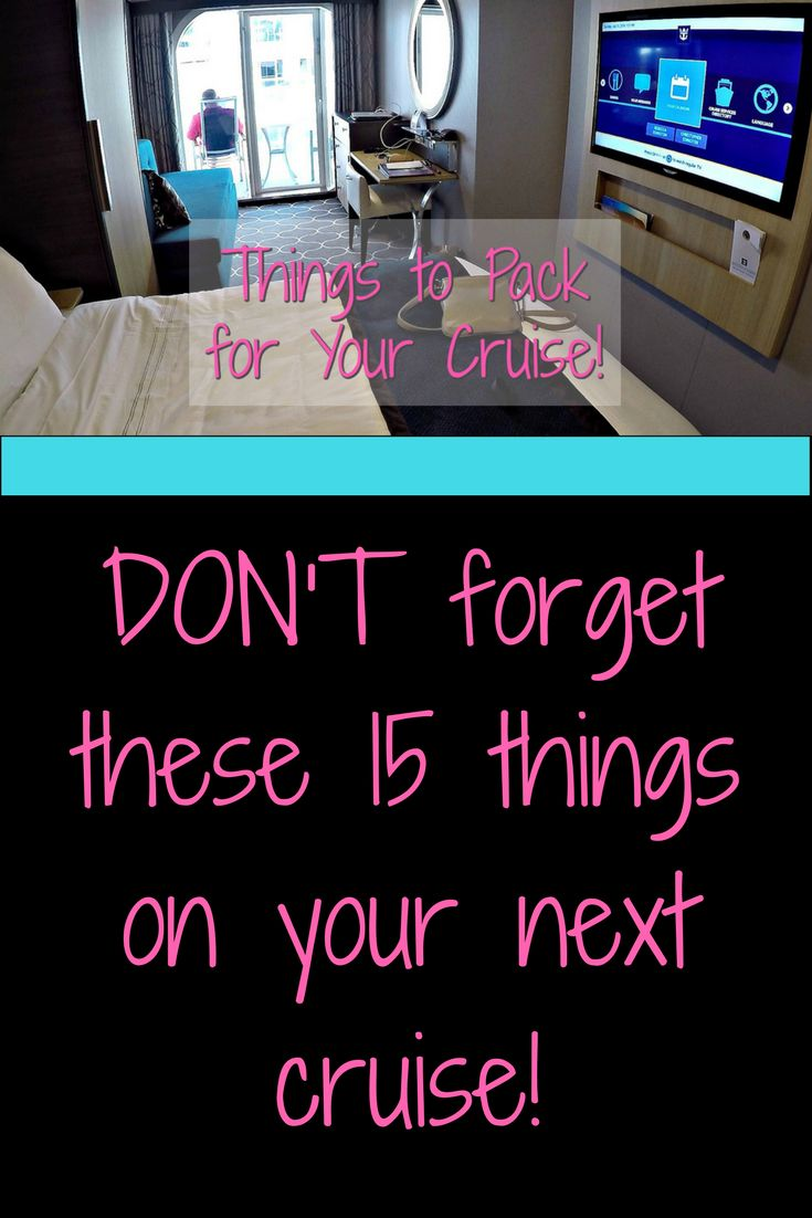 Packing for a cruise can seem like a chore. Some people are better at it than others. I am, in no way, saying I am good at packing! But, there are some items I have used over the years that I have found to be handy to bring. You may find some of these things useful!