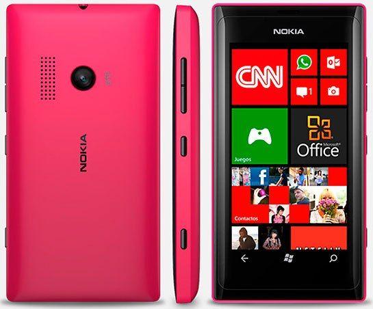 Бюджетный смартфон Nokia Lumia 505 под управлением Windows Phone 7.8 представлен официально  Примерно через десять дней, прошедших с момента появления первого изображения Nokia Lumia 505, смартфон обзавелся собственной страничкой на официальном сайте компании-производителя. Аппарат будет распространяться в Мексике через местного оператора связи Telcel, однако это не значит, что только одной страной все и ограничится: новинка поддерживает четыре диапазона GSM и два диапазона WCDMA — это…