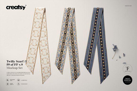 Download Twilly Silk Scarf Mockup 59 Ffv 9 Graphic Design Tips Mockup Twilly