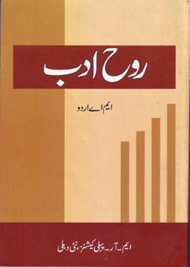 Rooh-e-Adab by Shoeb Ansari روحِ ادب in 2020 | Pdf books ...