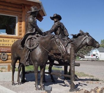 dillon mt | Dillon, MT – Sculpture, History and Hot Rods!