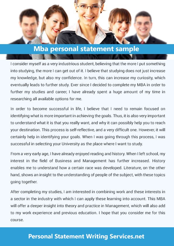This Is A Great Platform That Provides The Mba Personal Statement