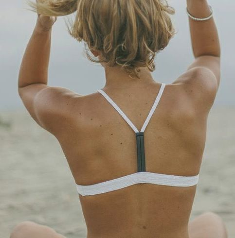 Hiker Bikini Top by Made By Dawn >> http://shopplanetblue.com/catalog/product/view/id/90161/