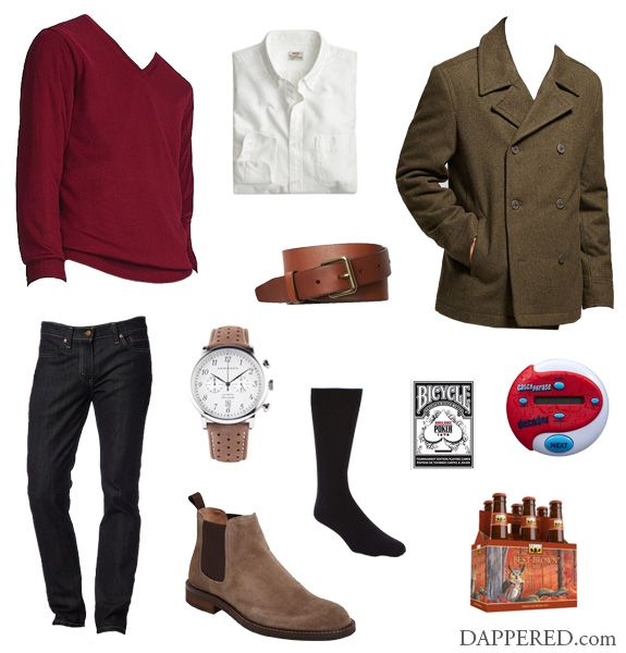 Style Scenario: Thanksgiving Smart Casual | Dappered.com