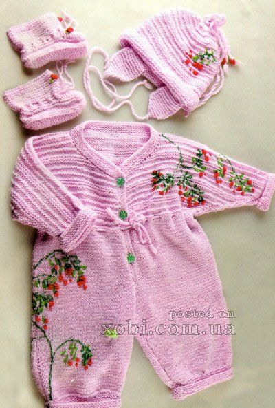 lilac set with embroidery. Minus the embroidery it would still be so cute