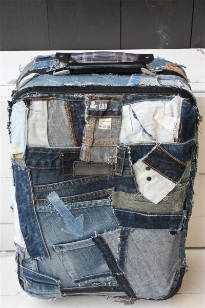 what all my old jeans should really be used for...