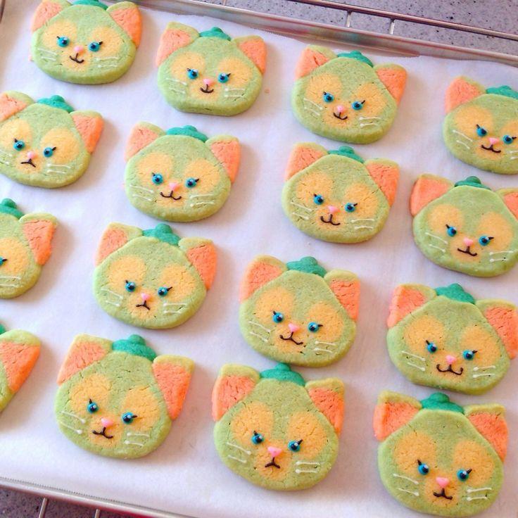 ジェラトーニちゃんのアイスボックスクッキー♡