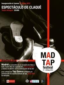 El Jueves 17 Mayo, a las 20:00h se inaugura el III Mad Tap Fest 2011 – El Festival de Claqué de Madrid en Teatro Arlequín. con actuaciones de Ulrike Neth de Alemania, la música en directo de T.J. Jazz y los mejores talentos de Jazz y Tap Dance en la Región en un espectáculo con tanto ritmo y música, que nadie podrá evitar el hechizo de bailar y saldrán bailando del teatro.