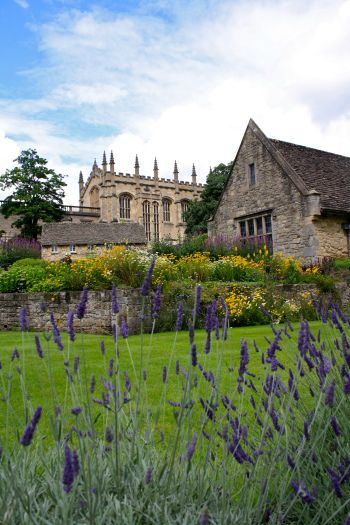 Christ Church College - Oxford, England
