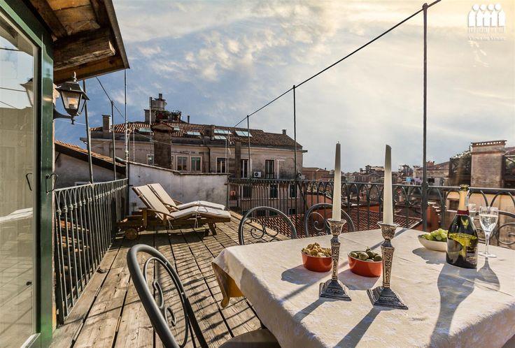Ca' delle Comarii Venice apartment in Dorsoduro