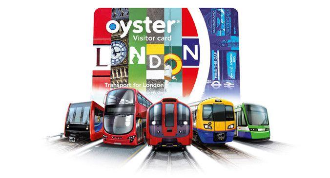 London Kurztrip / Oyster Card bestellen