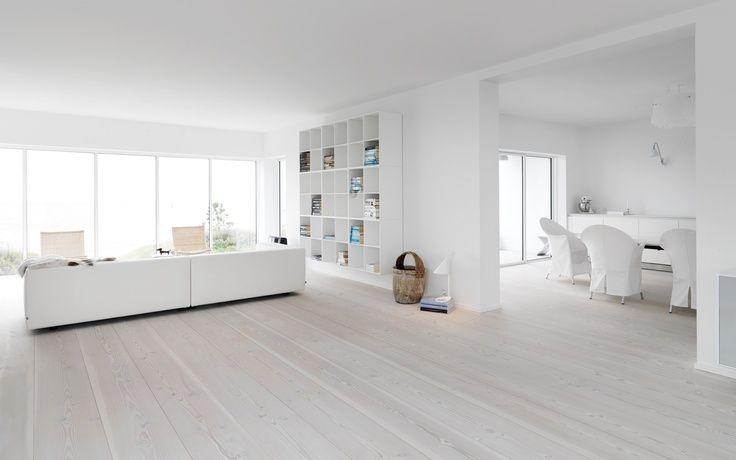 novilon pvc pure white - Vloer slaapkamers