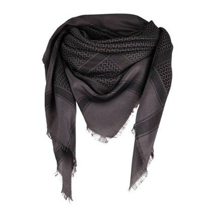 Saint Tropez scarf. December 2014.