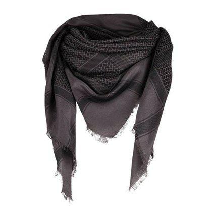 Saint Tropez scarf. December 2014.