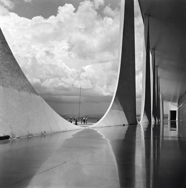 Brasilia   Oscar Niemeyer