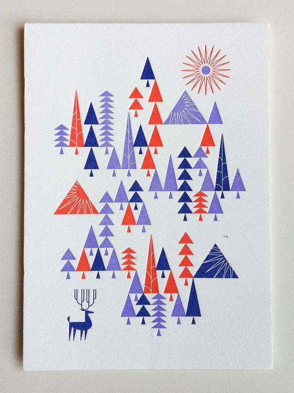 Christmas Mail! | Allan Peters' Blog — Designspiration