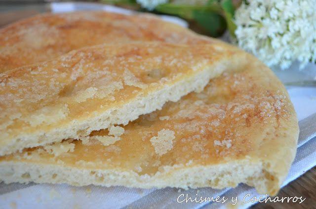 Chismes y Cacharros: Torta de Pan