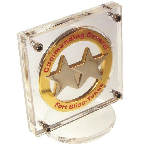 Clear Acrylic Coin Display with Stainless Steel Fasteners by Gaus-USA in the UAE. See prices, reviews and buy in Dubai, Abu Dhabi, Sharjah. Toy - DesertCart