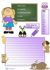 verb Be worksheet - Free ESL printable worksheets made by teachers