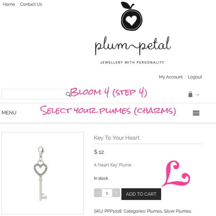 Bloom 4 Create your PLUMEISH PENDANT at www.plumpetal.com.au There are 4 simple steps as follows.