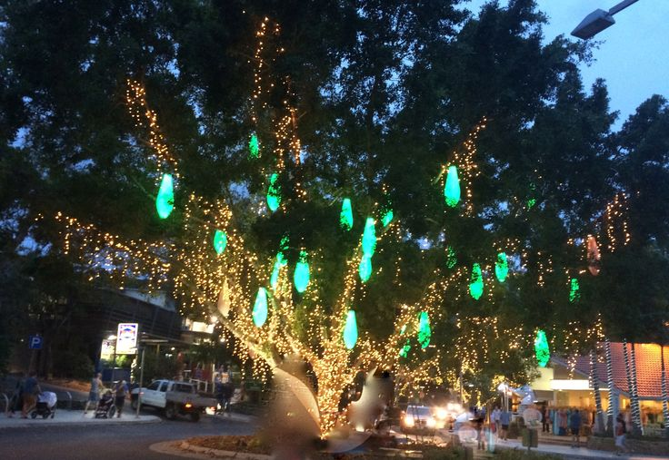 Christmas in Noosa, Australia