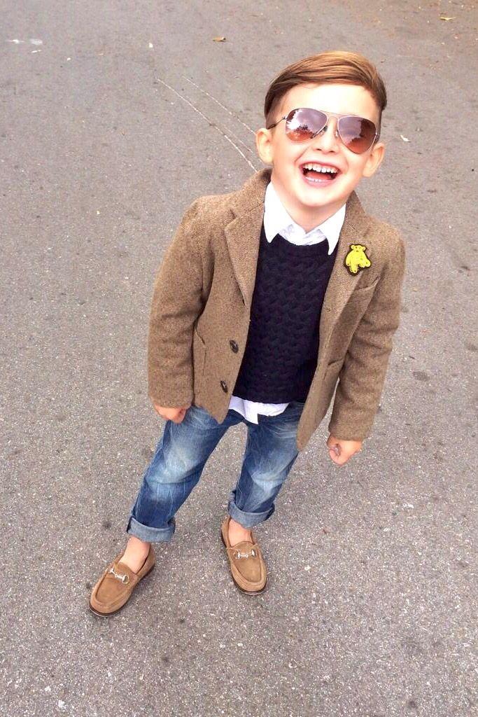 #HLo eventos: Alonso Mateo el niño mas trendy con tan solo 5 años, búscalo en instagram outfits para cualquier evento 1/2