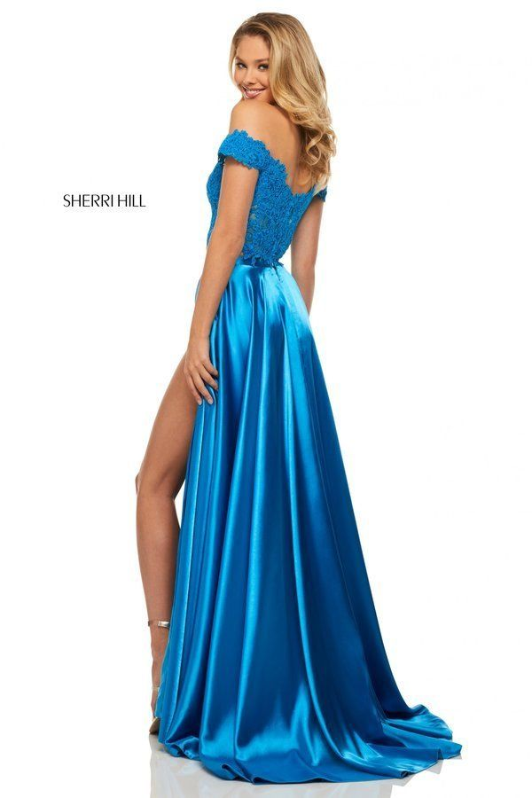 a2a2645caa01 Sherri Hill Style 52567 | Spring 2019 Prom Dresses and Social ...