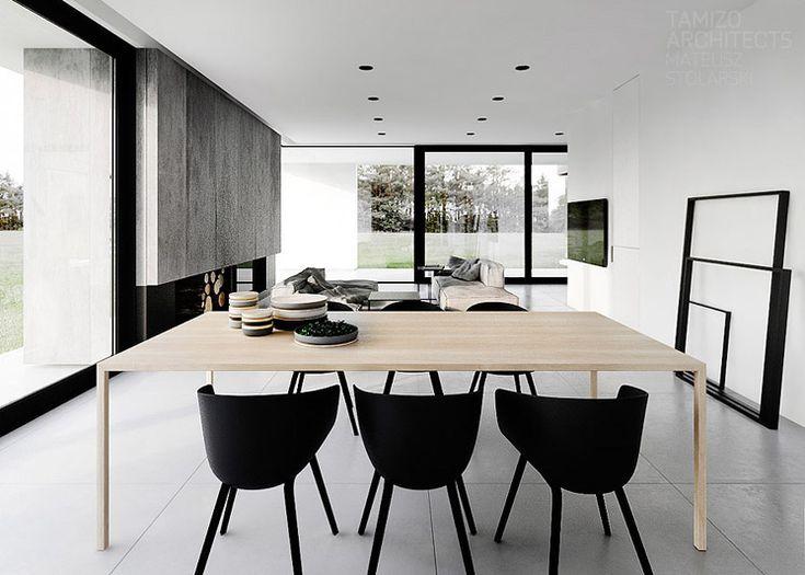 Tamizo Architects Mateusz StolarskiR-house 08   Est Magazine
