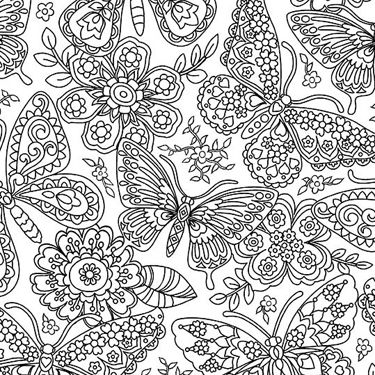 Fabric Manufacturers Michael Miller Color Me