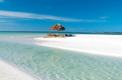 One Day! Cayo Santa Maria, Cuba.
