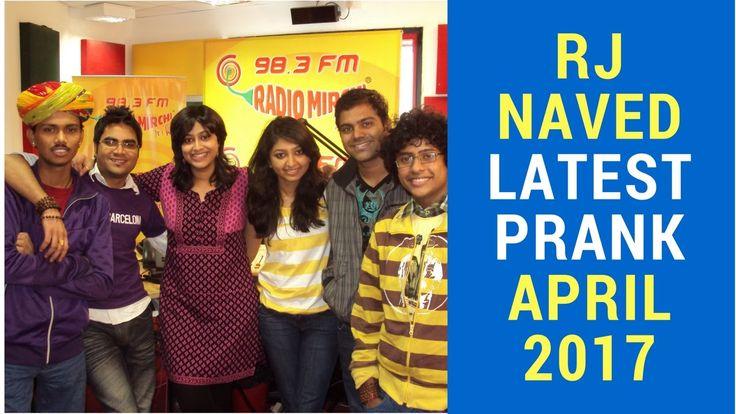 Rj Naved Latest Compilation   98.3 Radio Mirchi   Phone Prank Calls   Mi...