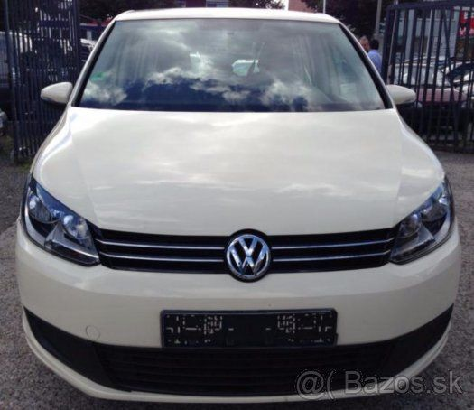 Volkswagen Touran 1.6 TDI ASR DPF DSG ESP - 1